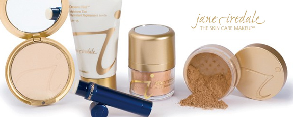 Jane Iredale Cosmetics at Daisys Salon Frederick MD